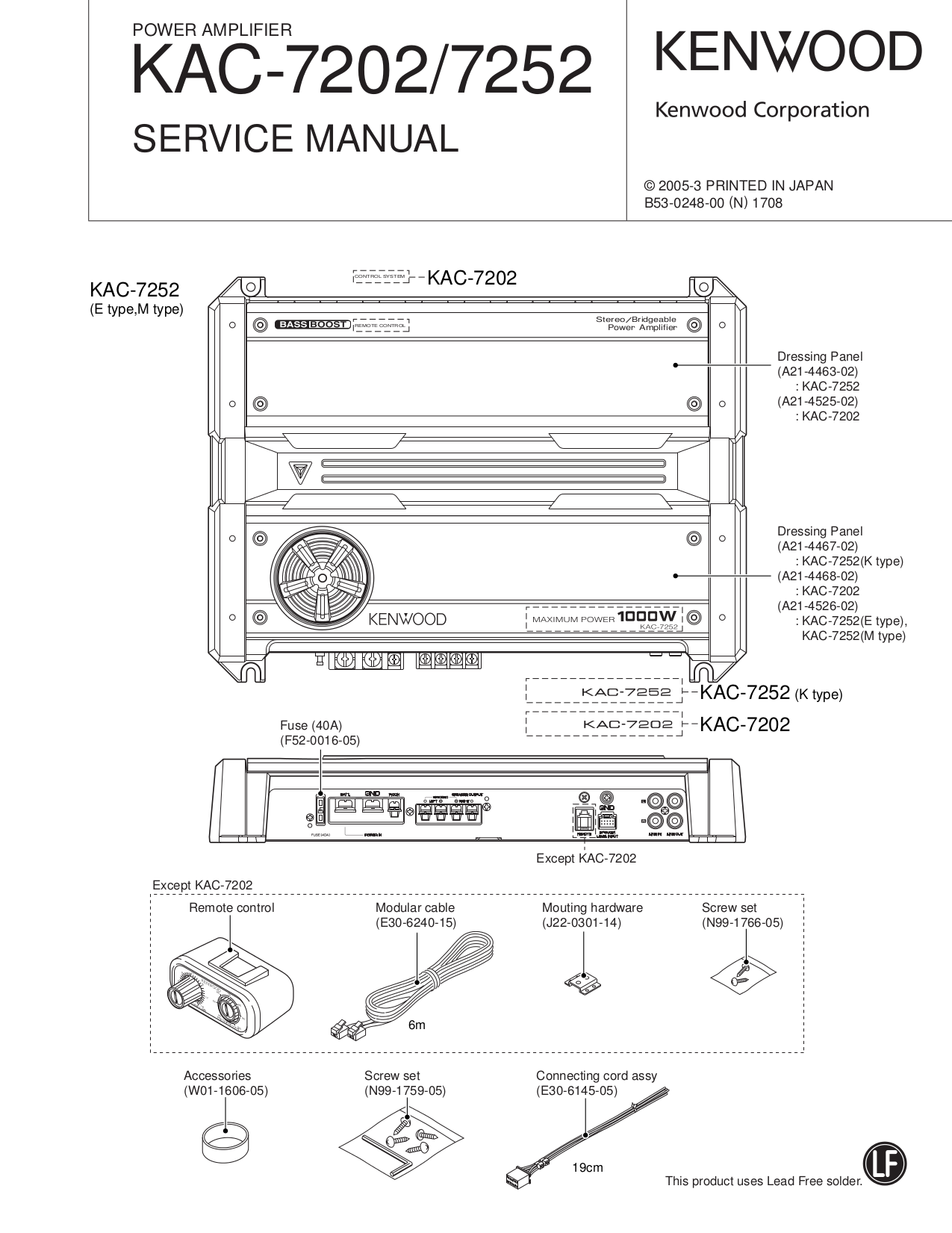 kenwood_kac 7202_[ET][1].pdf 0 download free pdf for kenwood kac 608s car amplifier manual kenwood kac-7202 wiring diagram at suagrazia.org